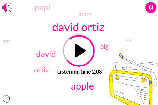 David Ortiz,Apple