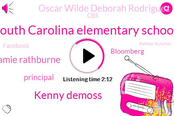South Carolina Elementary School,Kenny Demoss,Jamie Rathburne,Principal,Bloomberg,Oscar Wilde Deborah Rodriguez,CBS,Facebook,Ashton Kutcher,Greenville,WBZ,Parkersburg West Virginia,Georgia,CEO,Atlanta,Disney Net,JIM,Chris
