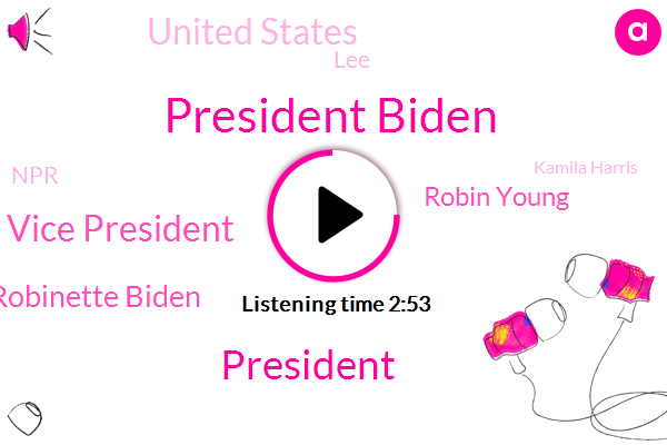 President Biden,Vice President,Joseph Robinette Biden,President Trump,Robin Young,United States,LEE,NPR,Kamila Harris,America,Tanya,Juana Summers,Washington,Reporter