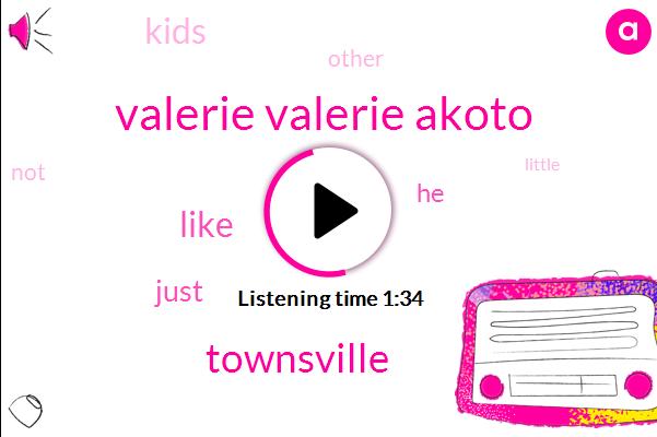 Valerie Valerie Akoto,Townsville