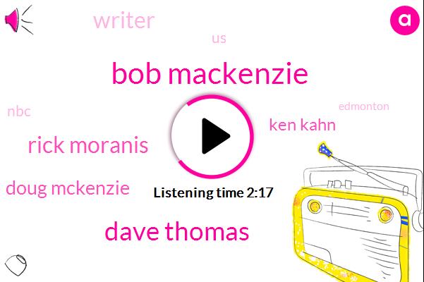 Bob Mackenzie,Dave Thomas,Rick Moranis,Doug Mckenzie,Ken Kahn,CBC,Writer,United States,NBC,Edmonton,Three Years,Two Minute