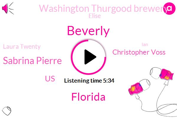 Beverly,Florida,Sabrina Pierre,United States,Christopher Voss,Washington Thurgood Brewery,Elise,Laura Twenty,IAN,ABC,Yemen,Cayenne,Pepsi,Kuwait,Josh