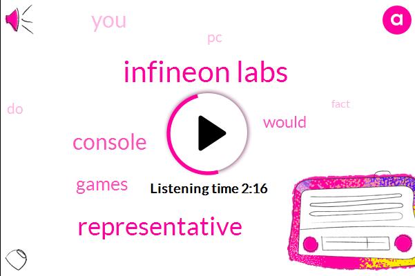 Infineon Labs,Representative