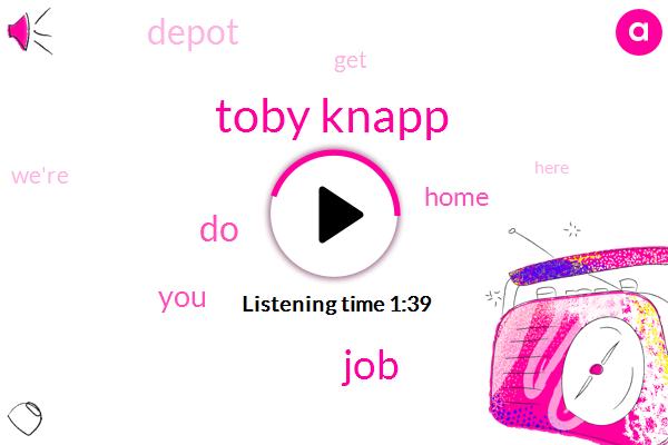 Toby Knapp