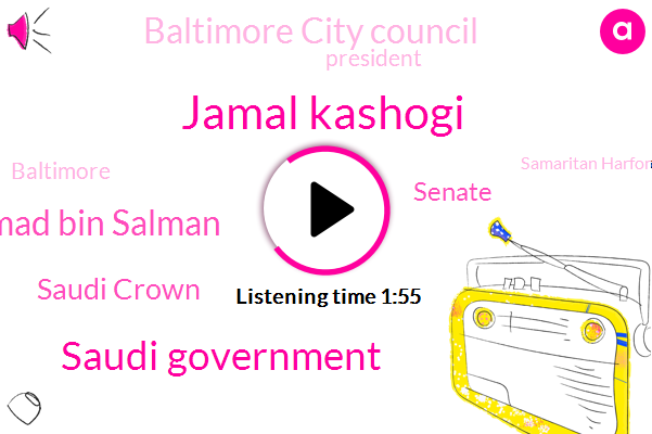 Jamal Kashogi,Saudi Government,Mohammad Bin Salman,Saudi Crown,Senate,Baltimore City Council,President Trump,Samaritan Harford County,Baltimore,Senator Lindsey Graham,Donald Trump,Mike Pompeo,Maryland,Martha Mccallum,Special Counsel,CIA,General Michael Flynn,Mohammed,South Carolina