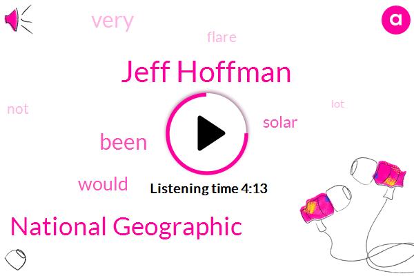 Jeff Hoffman,National Geographic