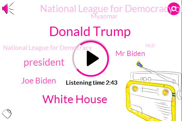 Donald Trump,White House,Joe Biden,President Trump,Mr Biden,National League For Democracy Of Seats,Myanmar,National League For Democracy,NLD,Narendra Modi,Electoral Fraud,Twitter,United States,Jonathan Head,Prime Minister,BBC,Los Angeles,San Souci,New York