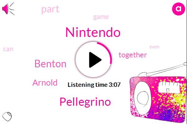 Nintendo,Pellegrino,Benton,Arnold