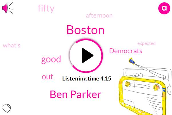 Boston,Ben Parker