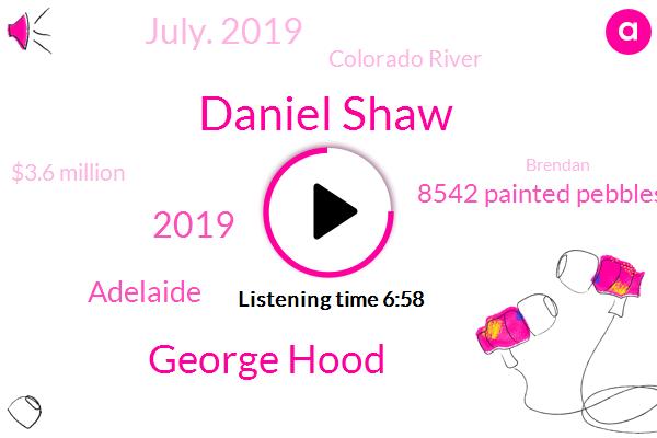 Daniel Shaw,George Hood,2019,Adelaide,8542 Painted Pebbles,July. 2019,Colorado River,$3.6 Million,Brendan,United States,Nine Hours,374 Acres,2021,February. 2020,24,459 Painted Rocks,2020,30 Minutes,1969,10.95 Million