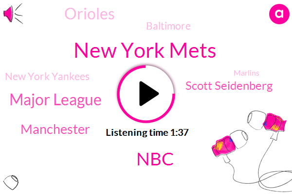 New York Mets,NBC,Bloomberg,Major League,Manchester,Scott Seidenberg,Orioles,Baltimore,New York Yankees,Marlins,Doug Chelsea,Steph,Tiger Woods,Northern Trust,Danilo,Jow Consolo,Gunners,Stamford Bridge,Dovid Louise,Twenty Four Hours