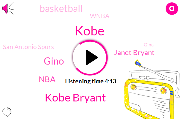 Kobe Bryant,Gino,Kobe,NBA,Janet Bryant,Basketball,Wnba,San Antonio Spurs,Gina,Diana Ross,Orange County,Yukon
