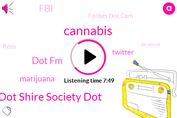 Cannabis,Forum Dot Shire Society Dot,Dot Fm,Marijuana,Twitter,FBI,Forbes Dot Com,Ross,Medical Cannabis,Facebook,R. N. Don Fm T. O.,Shire Society,Federal Government,United States,Supreme Court,Maryland,Rossall Brockton,Unpreventable Gatien,New Hampshire