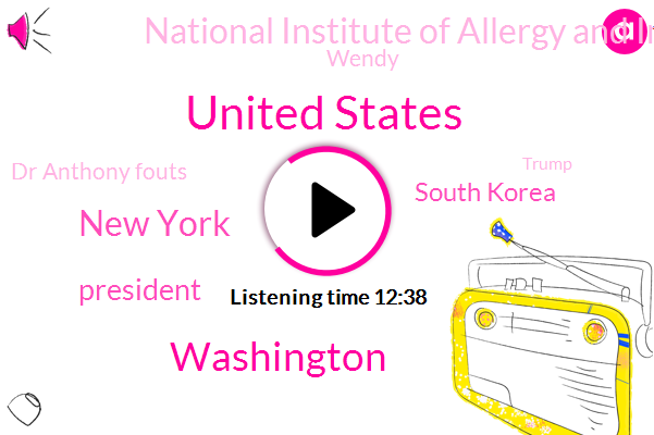 Jake,United States,New York,President Trump,Washington,South Korea,National Institute Of Allergy And Infectious Diseases,Wendy,Dr Anthony Fouts,Donald Trump,Tapper,Arkansas,Government,CNN,New Orleans,Sanjay Gupta,Director,New York Metropolitan