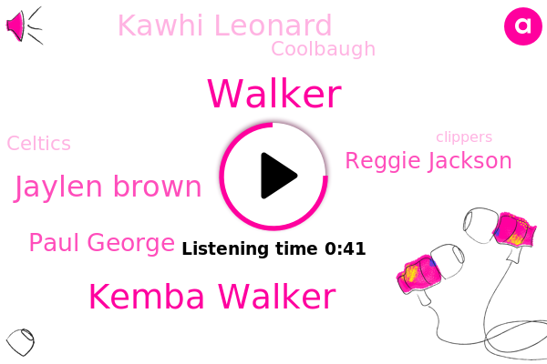 Kemba Walker,Celtics,Clippers,Jaylen Brown,Walker,Boston,Paul George,Reggie Jackson,Kawhi Leonard,Coolbaugh