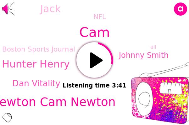 Cam Newton Cam Newton,Boston Sports Journal,Nick,CAM,Hunter Henry,NFL,Dan Vitality,Johnny Smith,Patriots,Jack