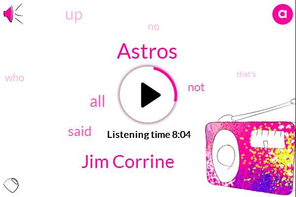 Astros,Jim Corrine