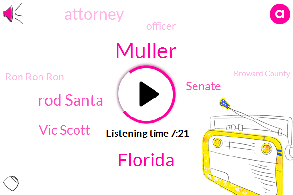 Muller,Rod Santa,Florida,Vic Scott,Senate,Attorney,Officer,Ron Ron Ron,Broward County,Bill,CNN,Tallahassee,TSA,Dianne Feinstein,Andy Pollack,Amar,United States,Pasco County