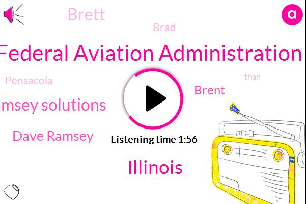 Federal Aviation Administration,Illinois,Krld,Ramsey Solutions,Dave Ramsey,Brent,Brett,Brad,Pensacola