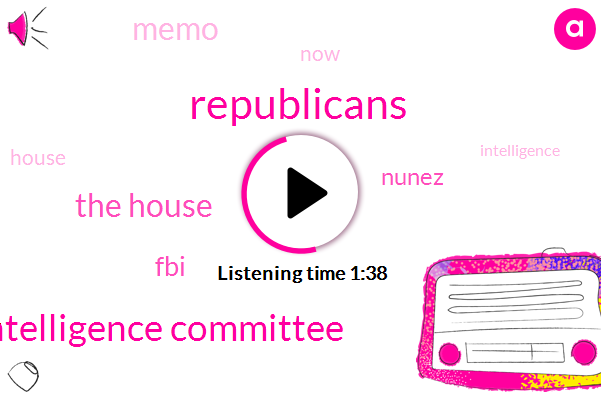 House Intelligence Committee,The House,FBI,Republicans,Nunez