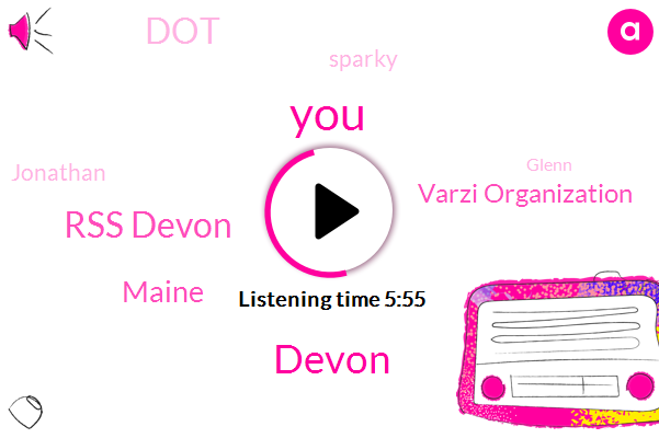 Devon,Rss Devon,MAC,Maine,Varzi Organization,DOT,Sparky,Jonathan,Glenn,Texas