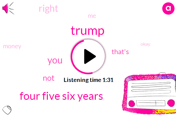 Donald Trump,Four Five Six Years