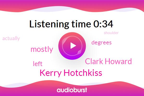 Kerry Hotchkiss,Clark Howard