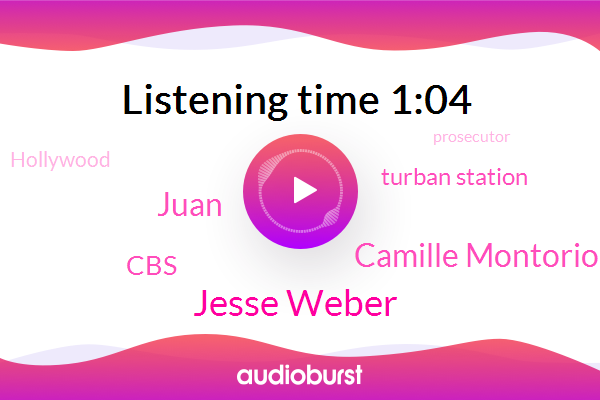 Jesse Weber,Prosecutor,CBS,Camille Montorio,Turban Station,China,Juan,Rape,Hollywood,Assault,Reporter