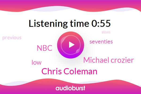 Chris Coleman,Michael Crozier,NBC,KFI