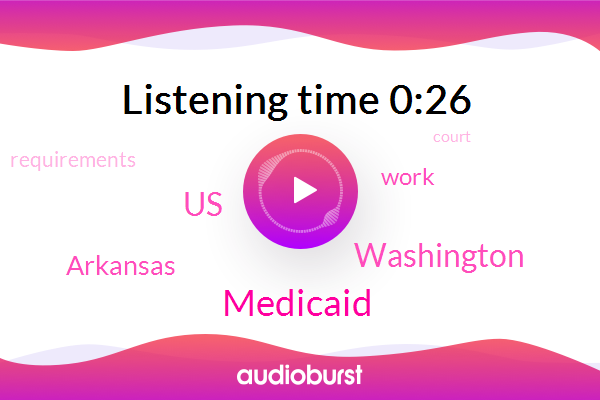Medicaid,Washington,Arkansas,United States