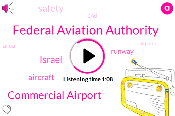 Federal Aviation Authority,Commercial Airport,Israel,One One Thousand Foot