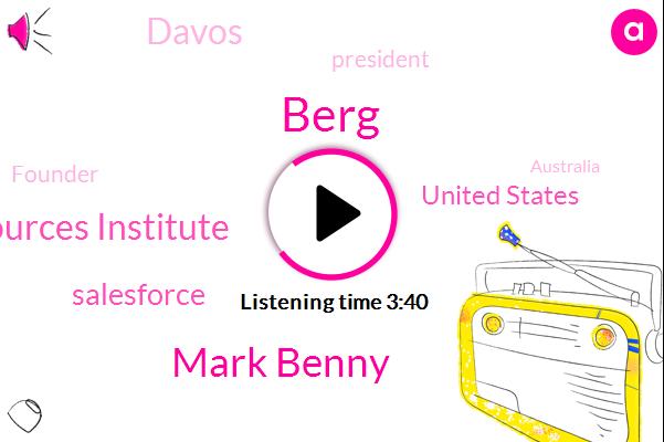 United States,Davos,World Resources Institute,Salesforce,President Trump,Berg,Mark Benny,Founder,Australia,Indonesia,Brazil