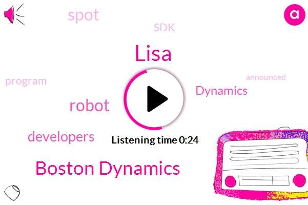 Listen: Boston Dynamics gives its robot dog a developer SDK