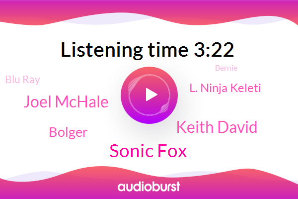 Sonic Fox,Twenty Twenty,Keith David,Joel Mchale,United States,Chicago,Park West Theater,Developer,HBO,Bolger,L. Ninja Keleti,Blu Ray,Bernie,Johnny Cage