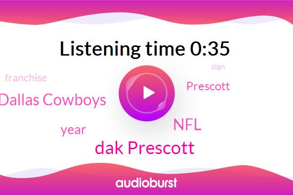 Dallas Cowboys,NFL,Dak Prescott