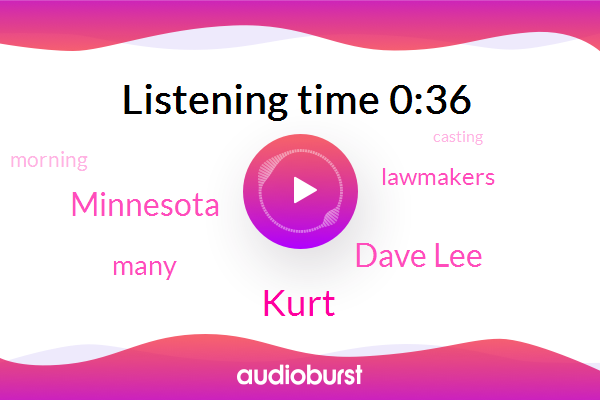 Dave Lee,Kurt,Minnesota