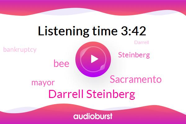 Darrell Steinberg,Sacramento