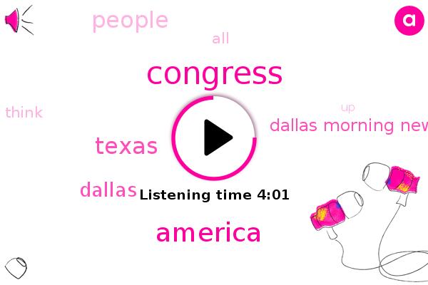 America,Texas,Dallas Morning News,Congress,Dallas