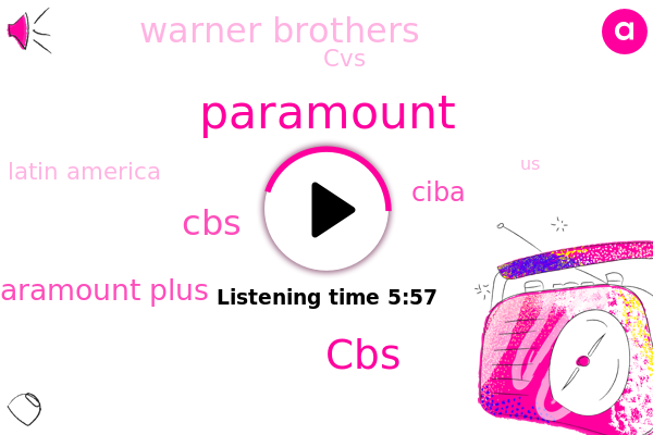 CBS,Paramount,Paramount Plus,Cbs Channel,HBO,Ciba,Nickelodeon,Warner Brothers,CVS,Latin America,Confusion,United States