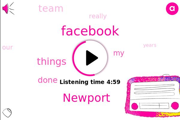 Facebook,Newport