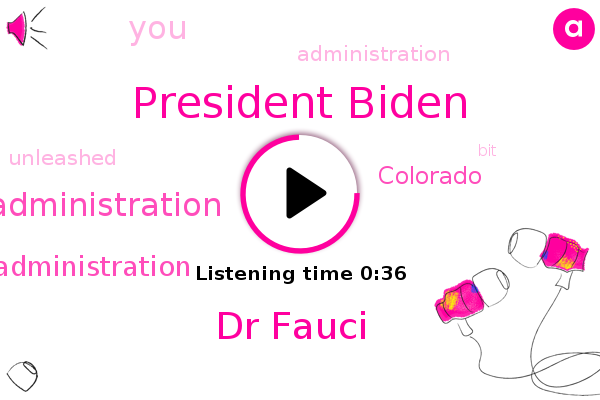 Trump Administration,New Administration,President Biden,Dr Fauci,Colorado