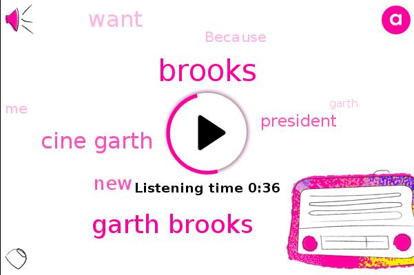Garth Brooks,Cine Garth,Brooks