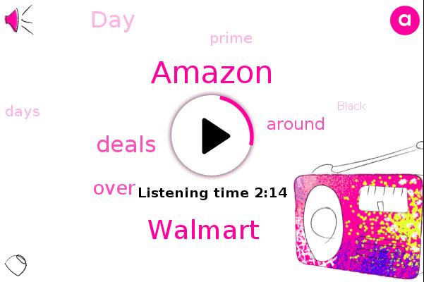 Amazon,Walmart