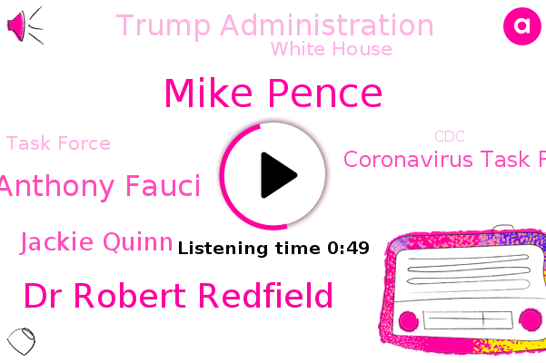 Listen: Mike Pence projects confidence in COVID response as pandemic worsens nationwide