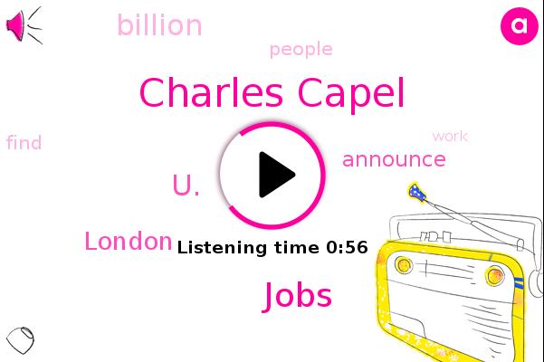 Charles Capel,U.,Jobs,London,Europe