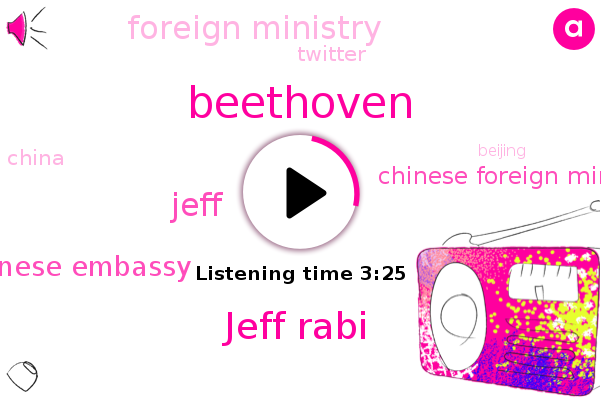 China,Chinese Embassy,Jeff Rabi,Beijing,Beethoven,Bali,Australia,Jeff,Chinese Foreign Ministry,Foreign Ministry,Twitter