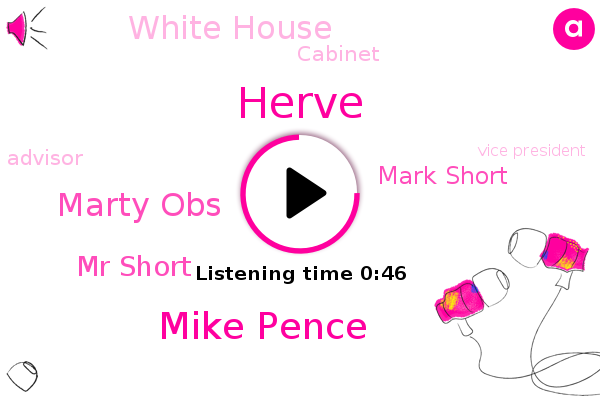 Listen: Marc Short, chief of staff for Vice President Mike Pence, tests positive for COVID-19