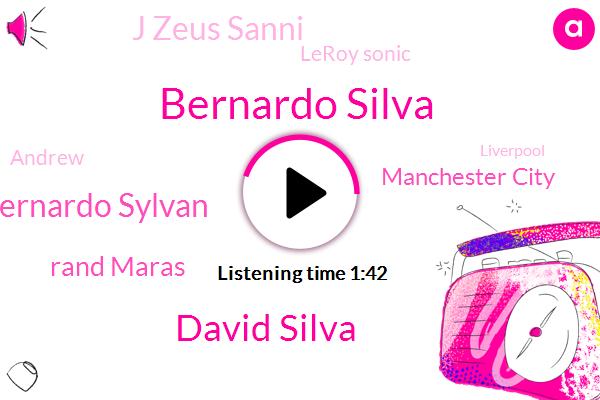 Bernardo Silva,David Silva,Bernardo Sylvan,Rand Maras,Manchester City,J Zeus Sanni,Leroy Sonic,Andrew,Liverpool