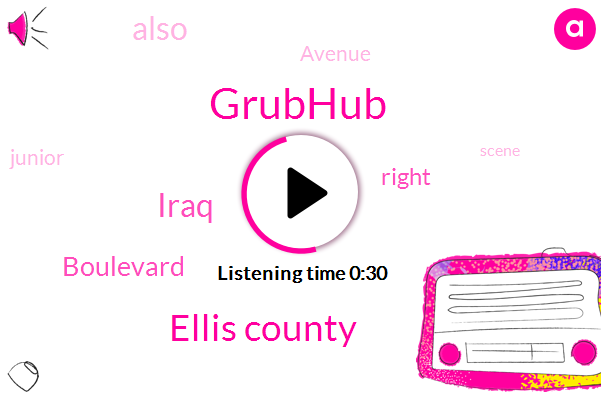 Ellis County,Iraq,Grubhub