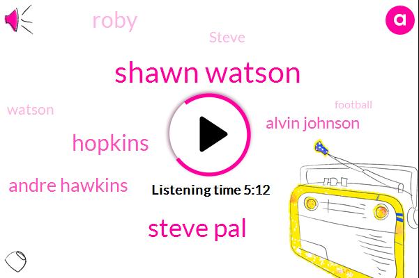 Shawn Watson,Steve Pal,Hopkins,Andre Hawkins,Alvin Johnson,Roby,Watson,Steve,Football,Detroit,Matthew,Fuller
